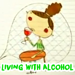 Living with alcohol