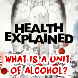 What is a unit of alcohol