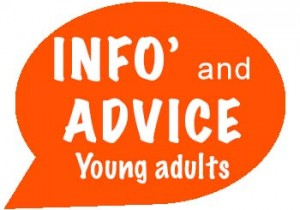info and advice, young adults